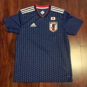 Adidas Japan National Team Jersey!